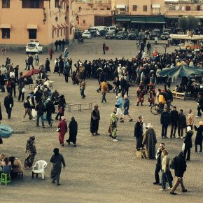 Open call research and production residence in Marrakech