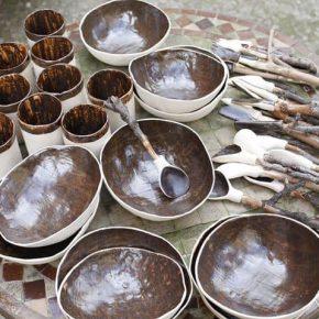 Projecte d'argila en curs, per Vanessa Donoso